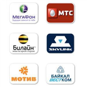 Операторы сотовой связи Енотаевки