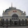 Железнодорожные вокзалы в Енотаевке