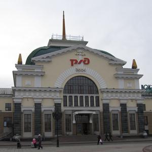 Железнодорожные вокзалы Енотаевки